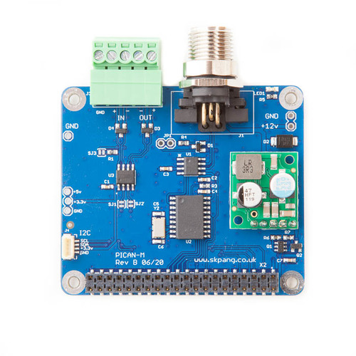 PICAN M NMEA 0183 NMEA 2000 Hat For Raspberry Pi